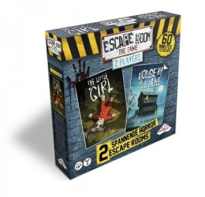 Identity Games: Escape Room The Game 2 Players - 2 spelersspel