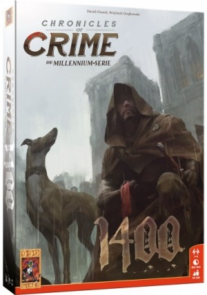 999 Games: Chronicles of Crime 1400 - actiespel