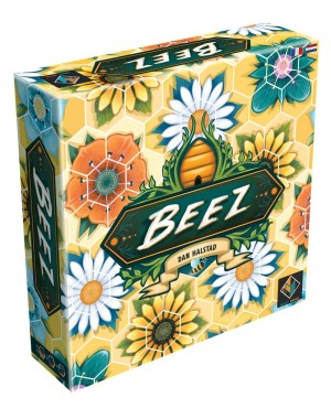 Next Move: Beez - bordspel
