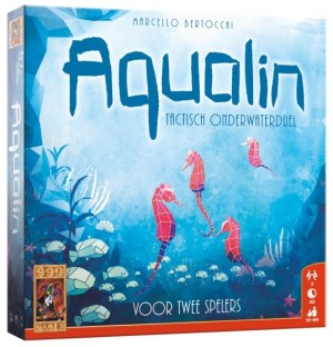999 Games: Aqualin - 2 spelersspel