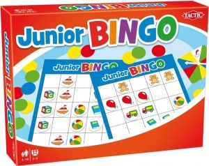 TacTic: Junior Bingo - kinderspel