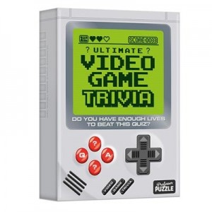 Video Game Trivia - Engelstalig vragenspel