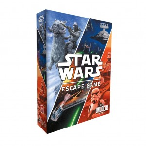 Space Cowboys: Unlock Star Wars - escape spel