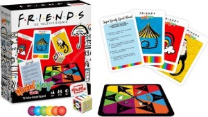 Carta Mundi: Friends Wicked Wango Quiz - kaartspel