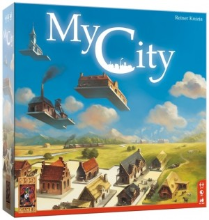 999 Games: My City - bordspel