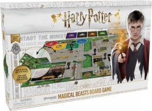 Goliath: Harry Potter Magical Beasts Board Game - bordspel