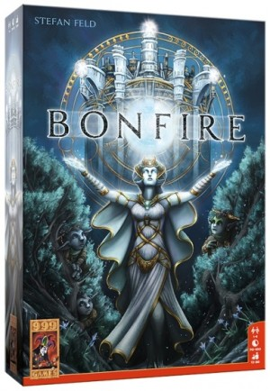 999 Games: Bonfire - bordspel