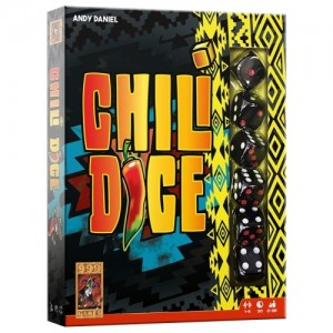 999 Games: Chili Dice - dobbelspel